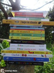 2015 06 15 Pile new books BB